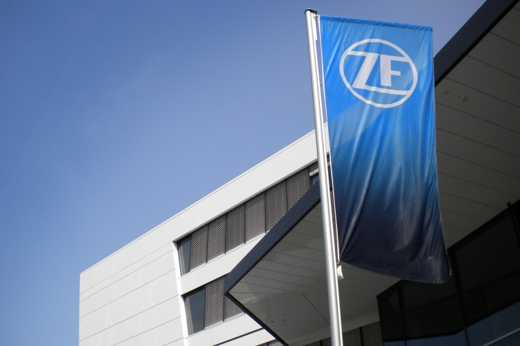 Video Footage ZF Technology Day 2018