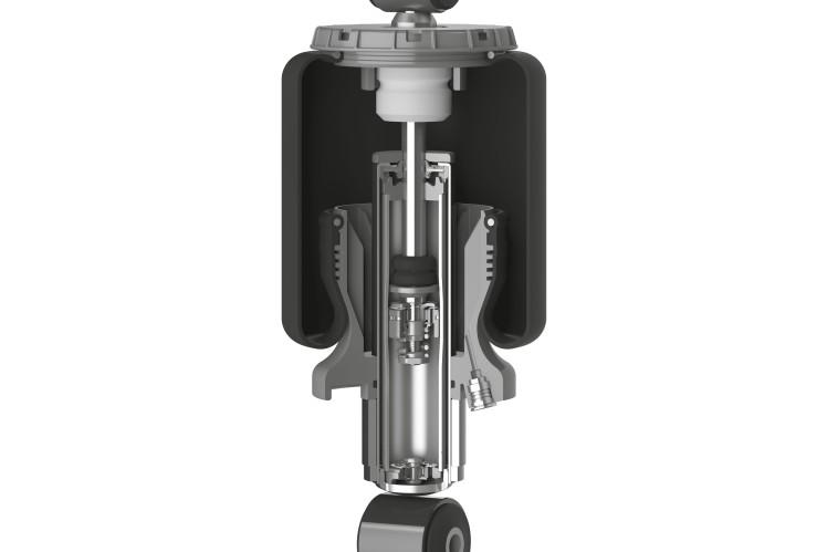 ZF Air spring module