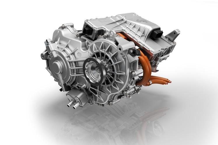 ZF präsentiert neuen elektrischen 2-Gang-Antrieb für Pkw