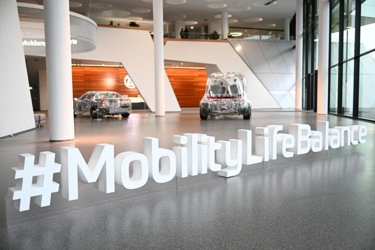 ZF Forum: #MobilityLifeBalance