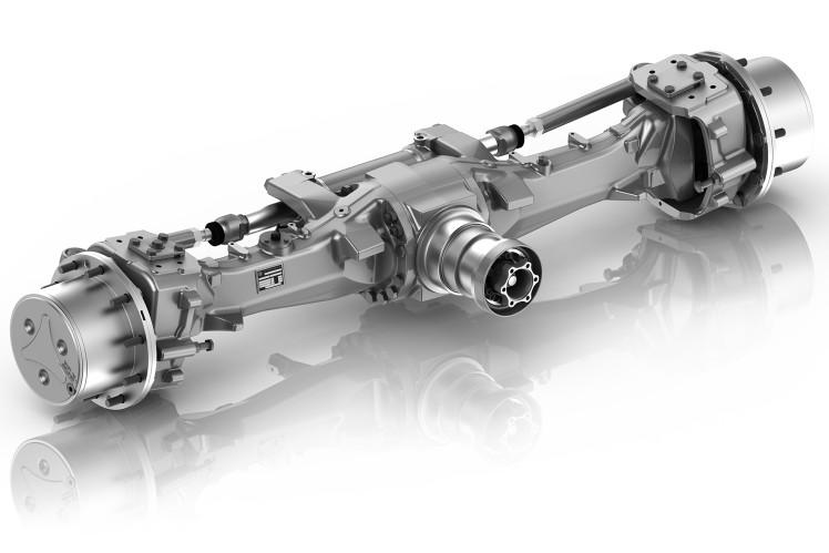 Steering Axle – TERRASTEER
