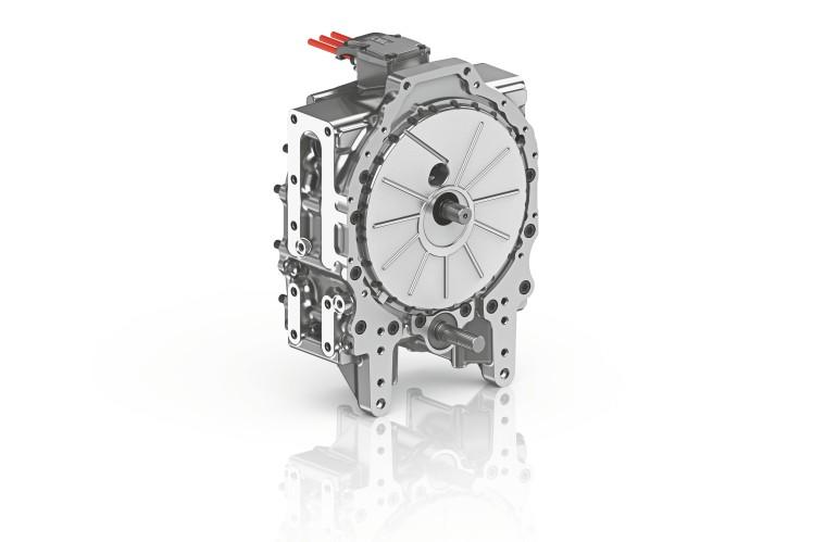 Generatormodul TERRA+ in Hochvoltausführung