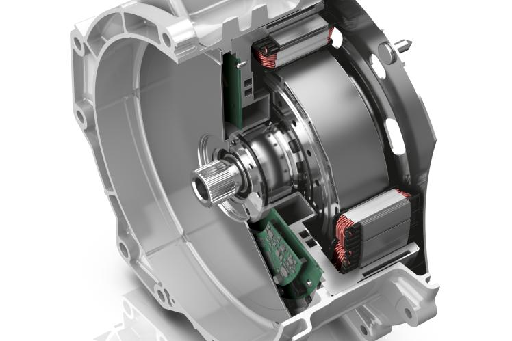 Generatormodul TERRA+ in Niedrigvoltausführung