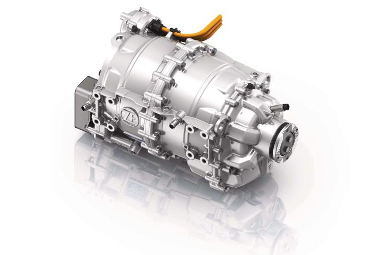Elektrischer Zentralantrieb - CeTrax