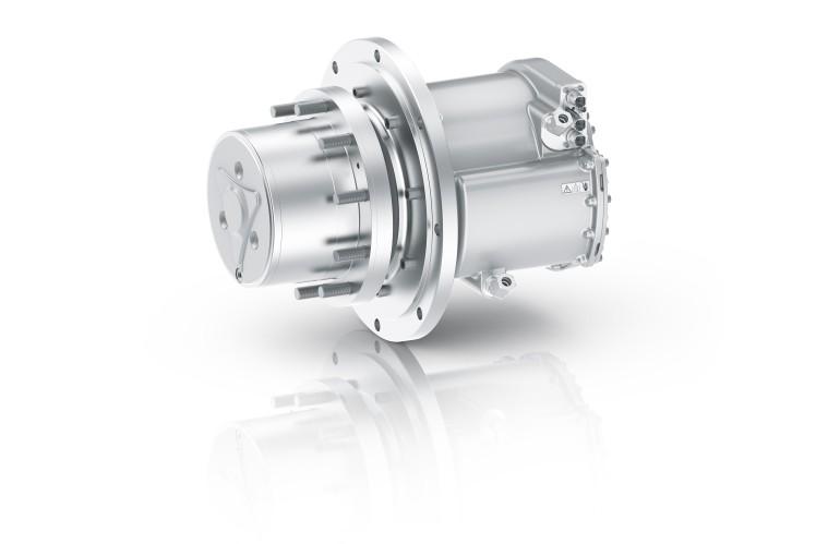Elektrischer Einzelradantrieb - eTRAC eTDW80