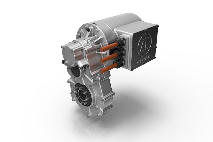 Elektrischer Zentralantrieb - eTRAC eTDA30