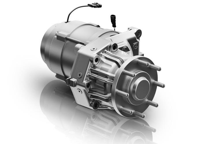 Elektrischer Radantrieb -  eTRAC eTDW10