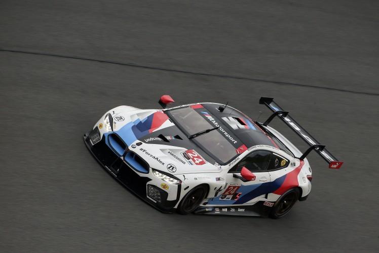 ZF Centrifugal Clutch Helps Race Car Legend Alex Zanardi Engage in Rolex24 at Daytona