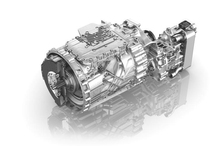 Getriebesystem TraXon von ZF