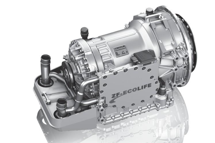 Automatgetriebe EcoLife von ZF