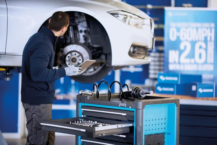 Проверка подвески перед зимним сезоном предотвращает дорогостоящий ремонт