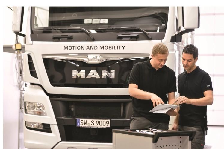 Regelmäßige Fahrwerkskontrolle beim Lkw beugt teuren Reparaturen vor