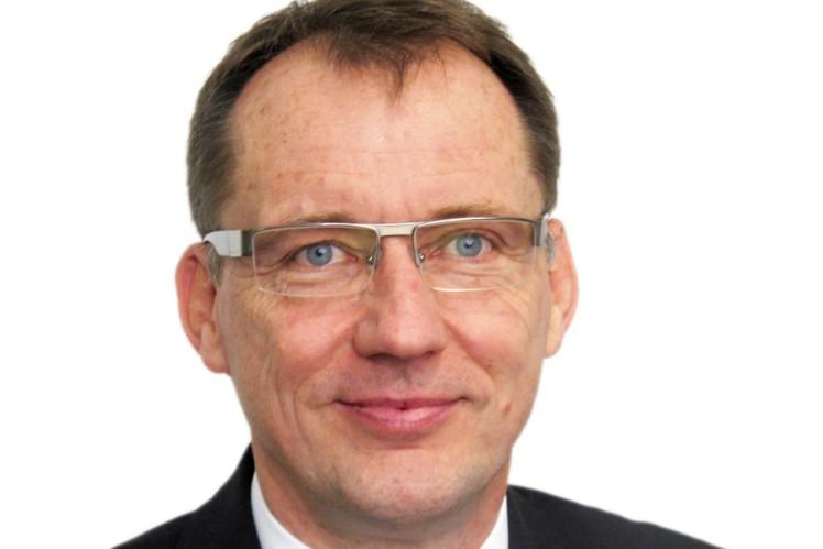 采埃孚乘用车传动技术事业部亚太区总裁马海德博士(Dr. Harald Massmann)
