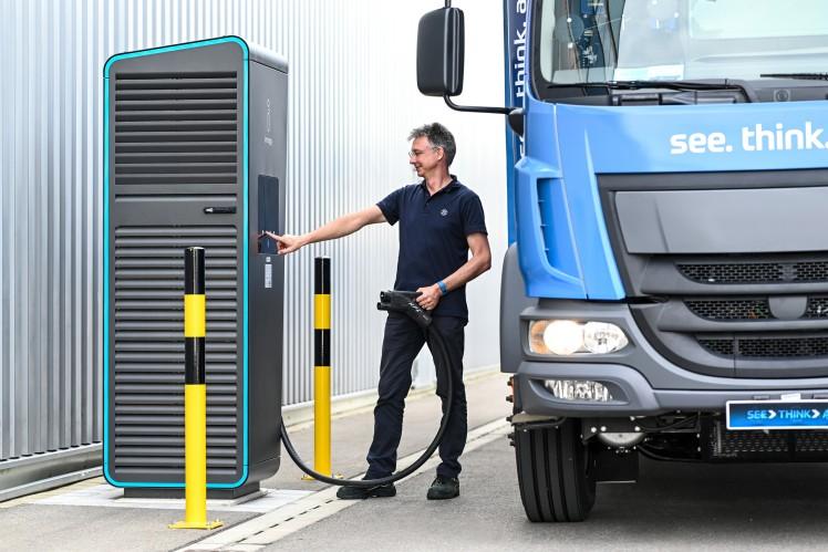 采埃孚正在全球研发更大规模的商用车电驱动产品
