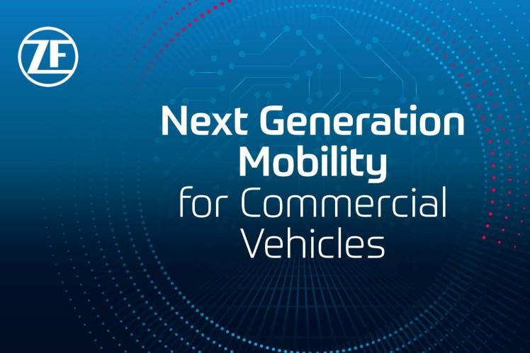 "ZF Virtual Media Talk ""Mobilizing Commercial Vehicle Intelligence"" - Präsentation"