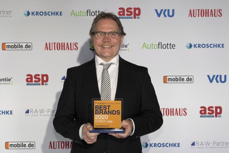 "ZF erhält ""Best Brands"" Award 2020"