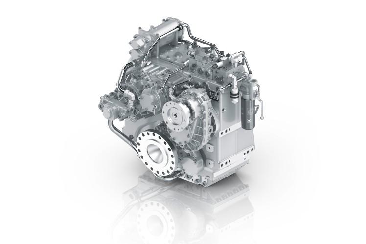 Emissionsarm, leistungsstark und kompakt: das ZF 5200 A/V PTI