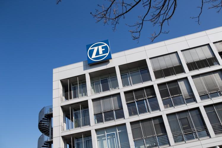 In Dielingen hat die ZF-Division Pkw-Fahrwerktechnik ihren Hauptsitz.