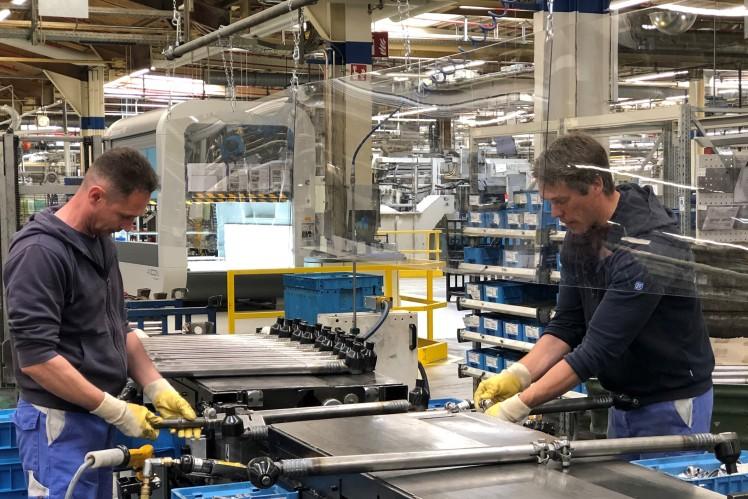 ZF beginnt schrittweise mit Wiederaufnahme der Produktion rund um den Dümmer See