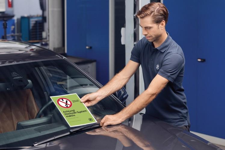 ZF Aftermarket: Tipps zum Getriebeölwechsel bei Hybridfahrzeugen