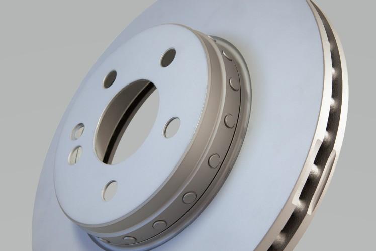 ZF Aftermarket Semi Compound Brake Disc