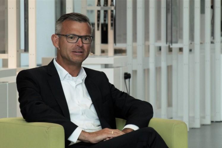 Dr. Michael Ebenhoch, Head of Development Passenger Driveline Technology