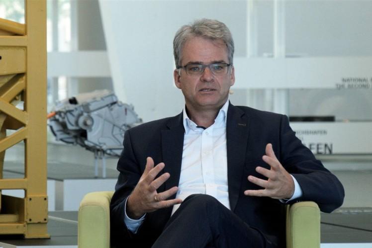 Dr. Dirk Walliser, Leiter Corporate Research & Development