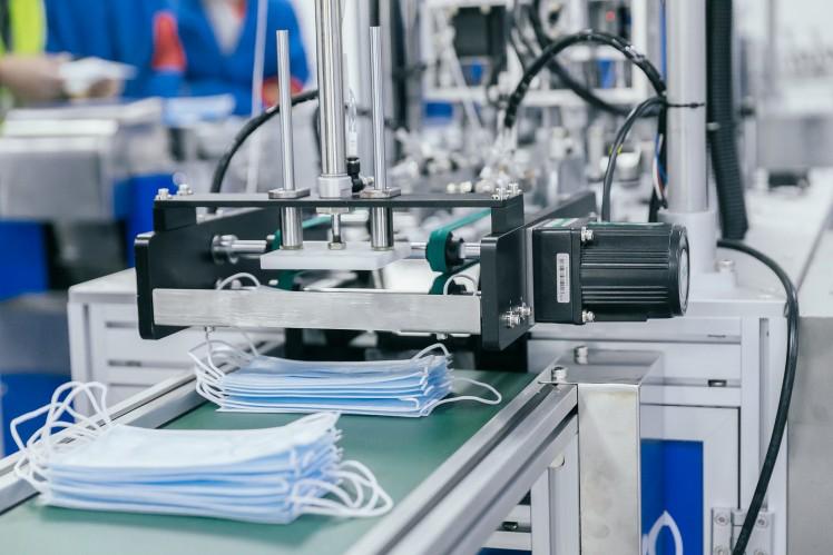 采埃孚在张家港工厂新增口罩生产线