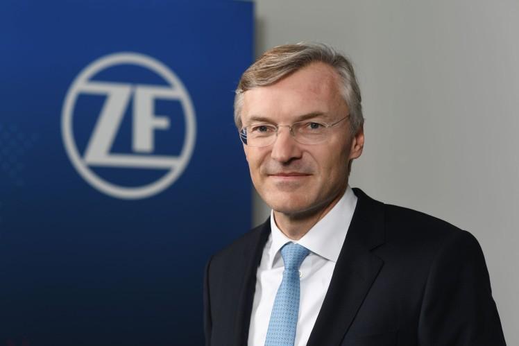 Wolf-Henning Scheider, CEO da ZF