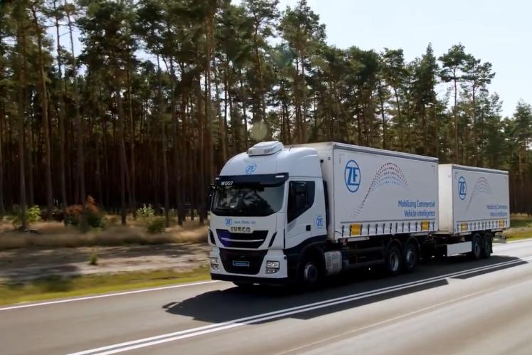 自动驾驶卡车的ADOPT稳定性控制
