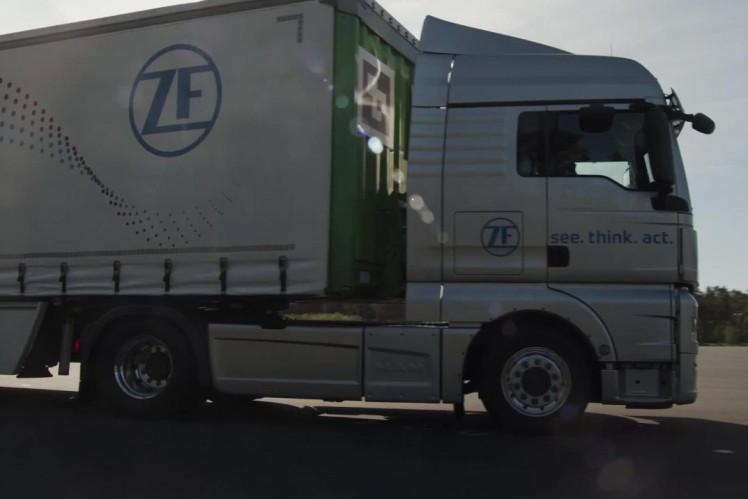 ZF Lightweight Truck Optiflow
