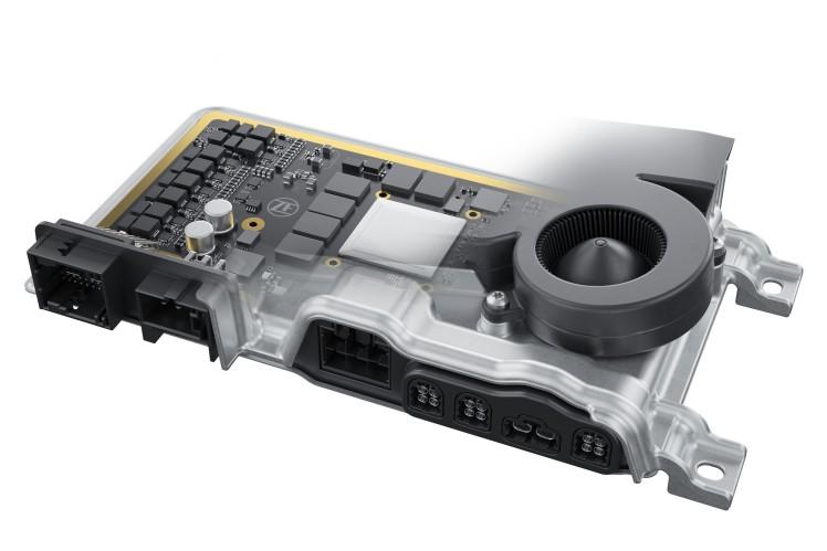 Supercomputer für die Automobilindustrie: ZF ProAI