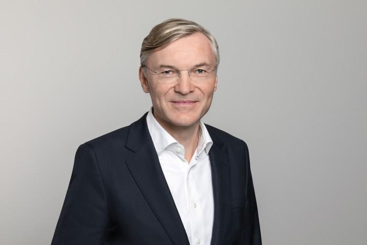 Wolf-Henning Scheider, ZF Chairman and CEO