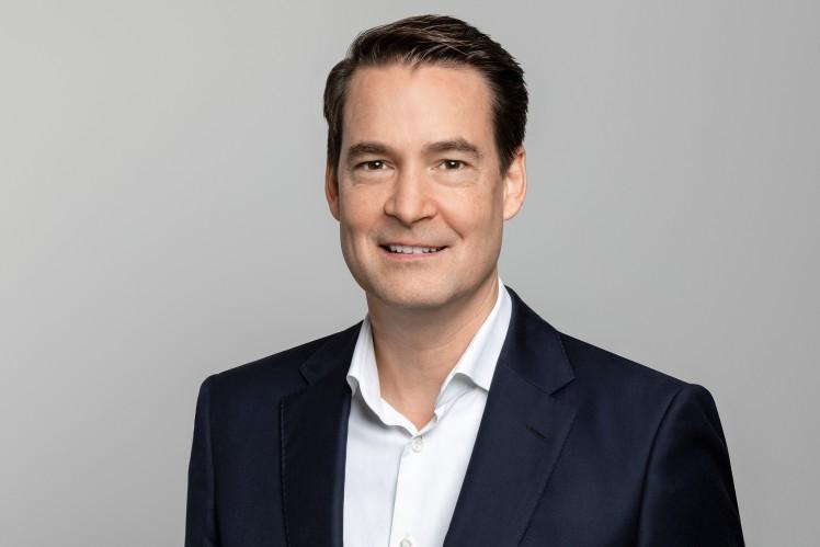 Stephan von Schuckmann, Member of the ZF Board of Management