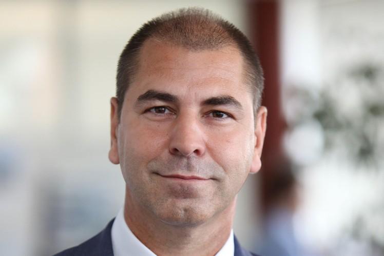 Torsten Gollewski, Executive Vice President Autonomous Mobility Systems