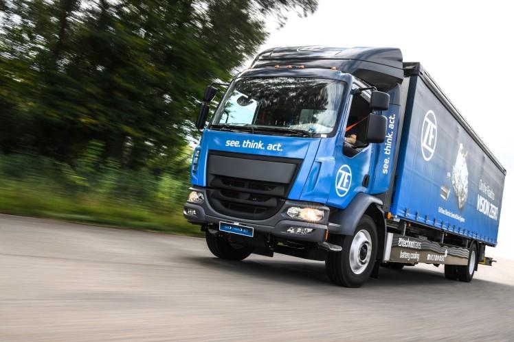 Portfolio for commercial vehicles