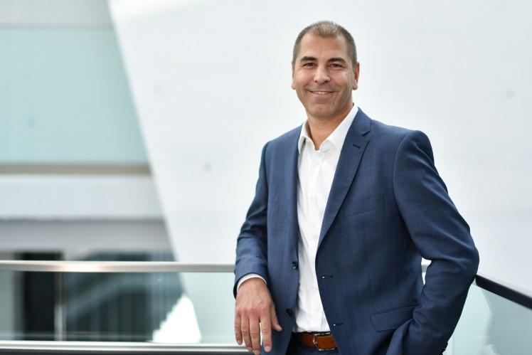 Torsten Gollewski, Head of Autonomous Mobility Systems at ZF.