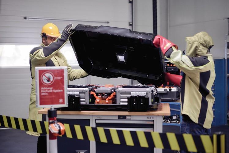 Kompetenzzentrum Pkw-Getriebe auch für Elektro- und Hybridfahrzeuge bestens gerüstet