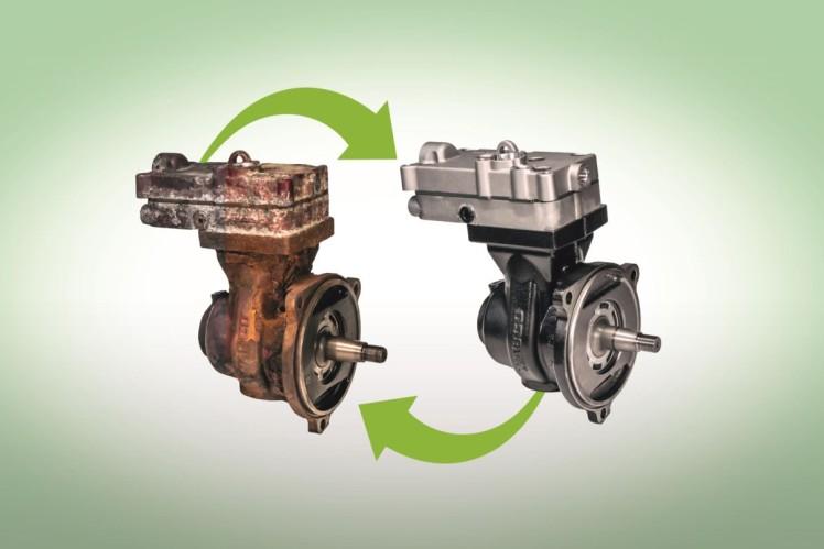 Remanufactured Air Compressors