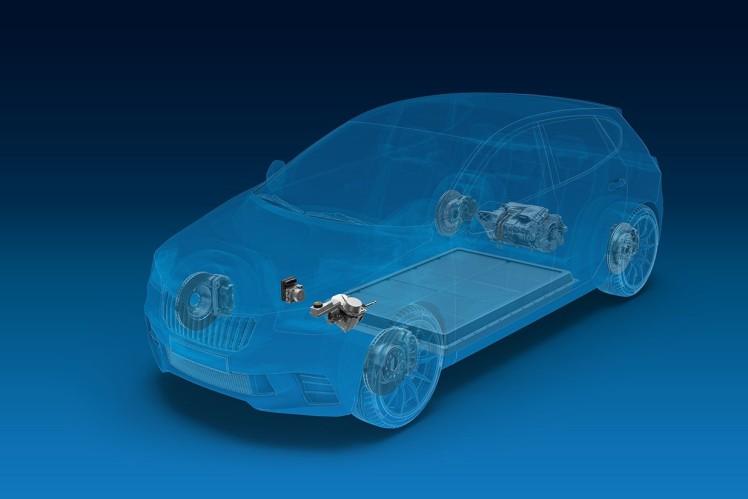 Für höhere Sicherheit und Reichweite: ZF bringt regeneratives Bremssystem für E-Autos in Serie