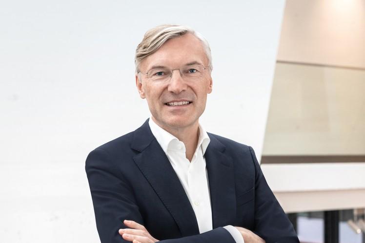 Wolf-Henning Scheider, ZF-Vorstandsvorsitzender