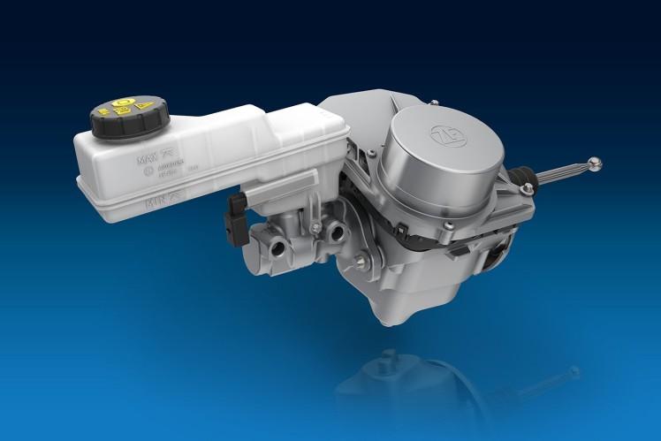 Elektronischer Bremskraftverstärker ZF