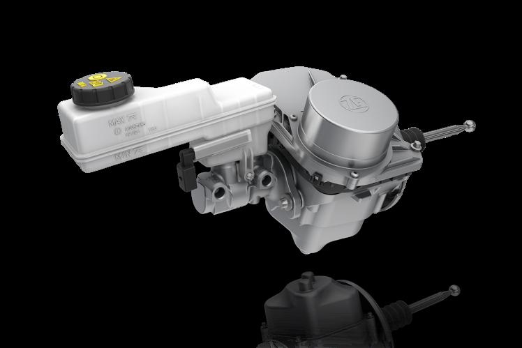 Elektronischer Bremskraftverstärker ZF (Bild transparent)