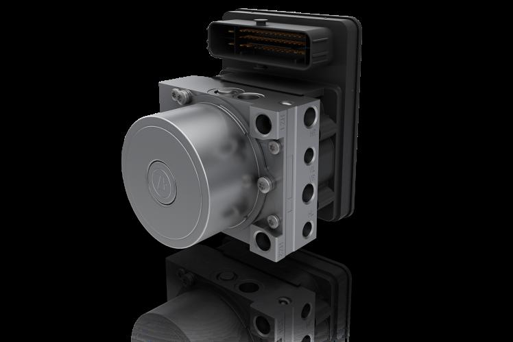 Elektronisches Bremsregelsystem ESC 470 (Bild transparent)