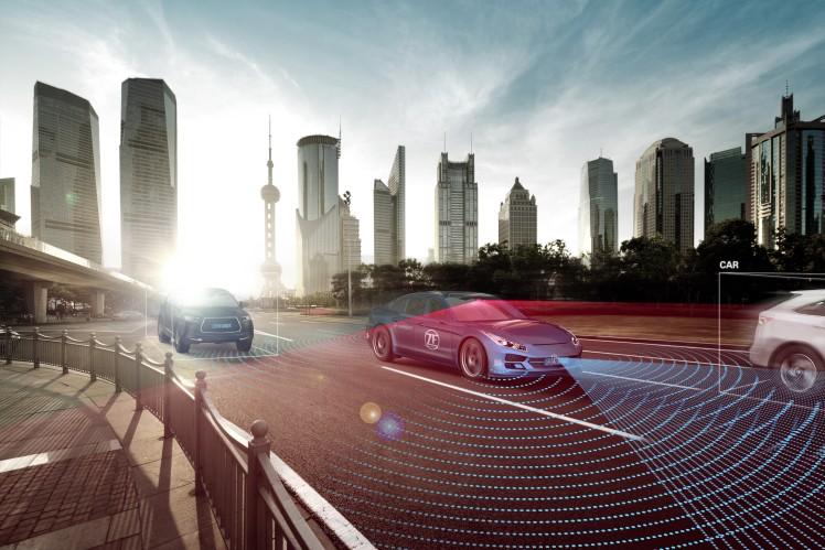 Automatisiertes Fahren: ZF bringt coASSIST mit Dongfeng Motor auf den Markt