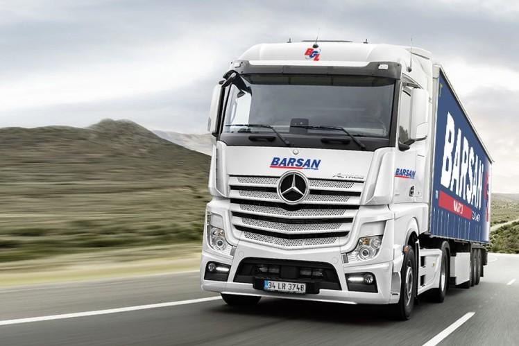 ZF Supports Turkey's Barsan Global Logistics' Digitization Journey