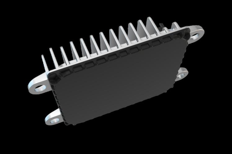 Full-Range radar for SAIC R-Series models