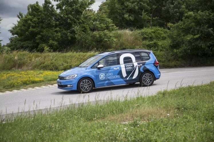 Vision Zero Vehicle