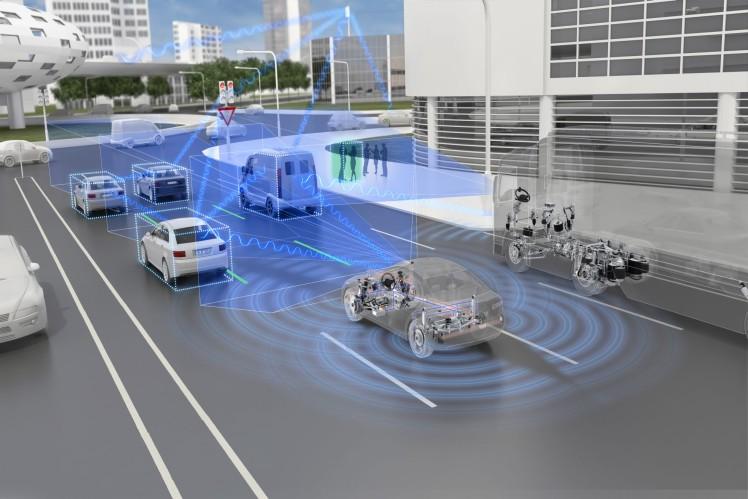 ZF gestaltet die Zukunft des automatisierten Fahrens in vielen Bereichen