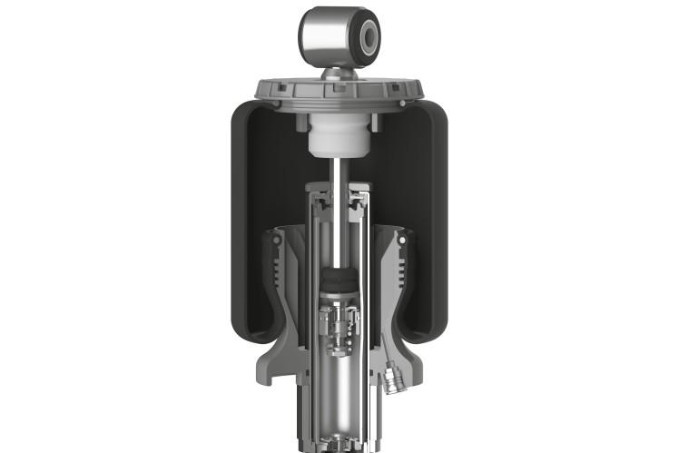 ZF Sachs: Air Spring Module